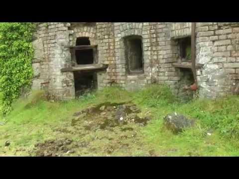 Brunton Calciner and arsenic production