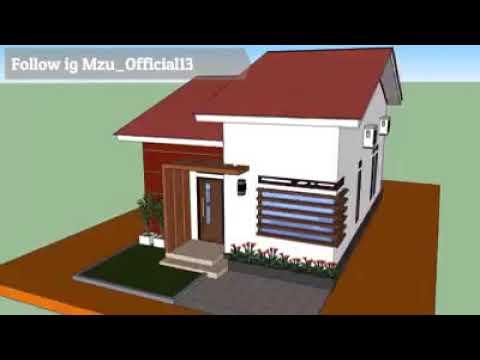 ukuran pembuatan rumah minimalis terbaru #1 - youtube