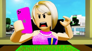 Karen Becomes The Brookhaven Mayor! A Roblox Movie (Brookhaven RP)