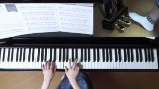使用楽譜;月刊ピアノ2017年5月号、 (採譜者:事務員G) 2017年4月23日...