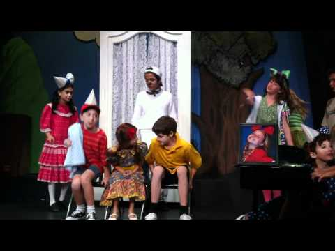 Emily Musical Chairs Charlie Brown