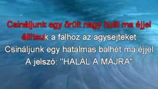 MAGYAR KARAOKE - Kerozin - Halál a májra