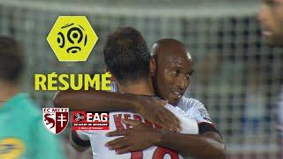 FC Metz - EA Guingamp (1-3)  - Résumé - (FCM - EAG) / 2017-18