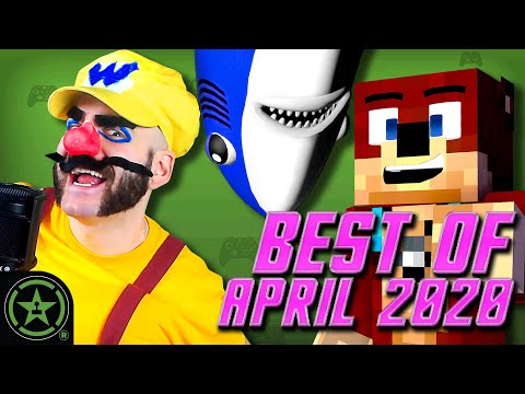 April 2020 Highlights - Best Of Achievement Hunter
