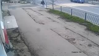 Сбит пешеход автобусом. Севастополь