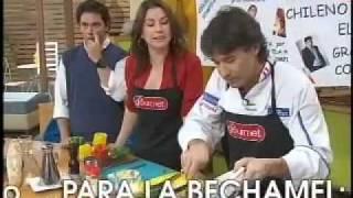 Pimentón y Zapallo Italiano relleno a la Cúrcuma Gourmet