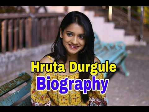 Hruta Durgule Biography, Lifestyle,Education,Career ( ऋता दुर्गुले )