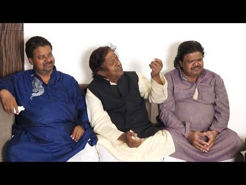 Sabri Brothers | Interview for Rekhta Foundation