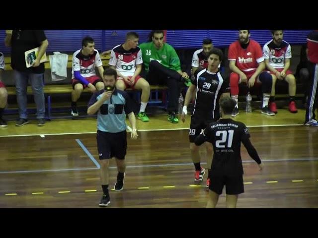 Serie A1M [Promozione 9^]: Fondi - Oriago-Padova 24-22