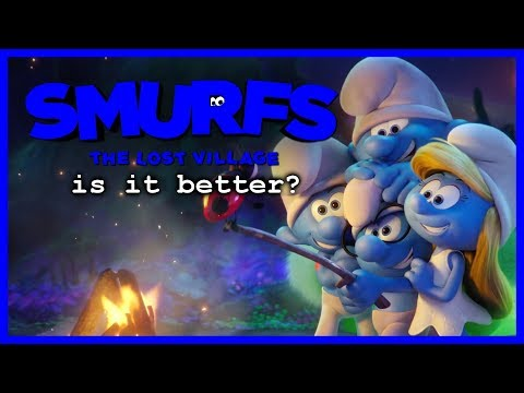 Smurfs: The Lost Village (2017) MOVIE REVIEW | Patreon Request