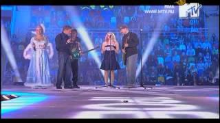 MTV RMA 2007  Avril Lavigne и Би-2