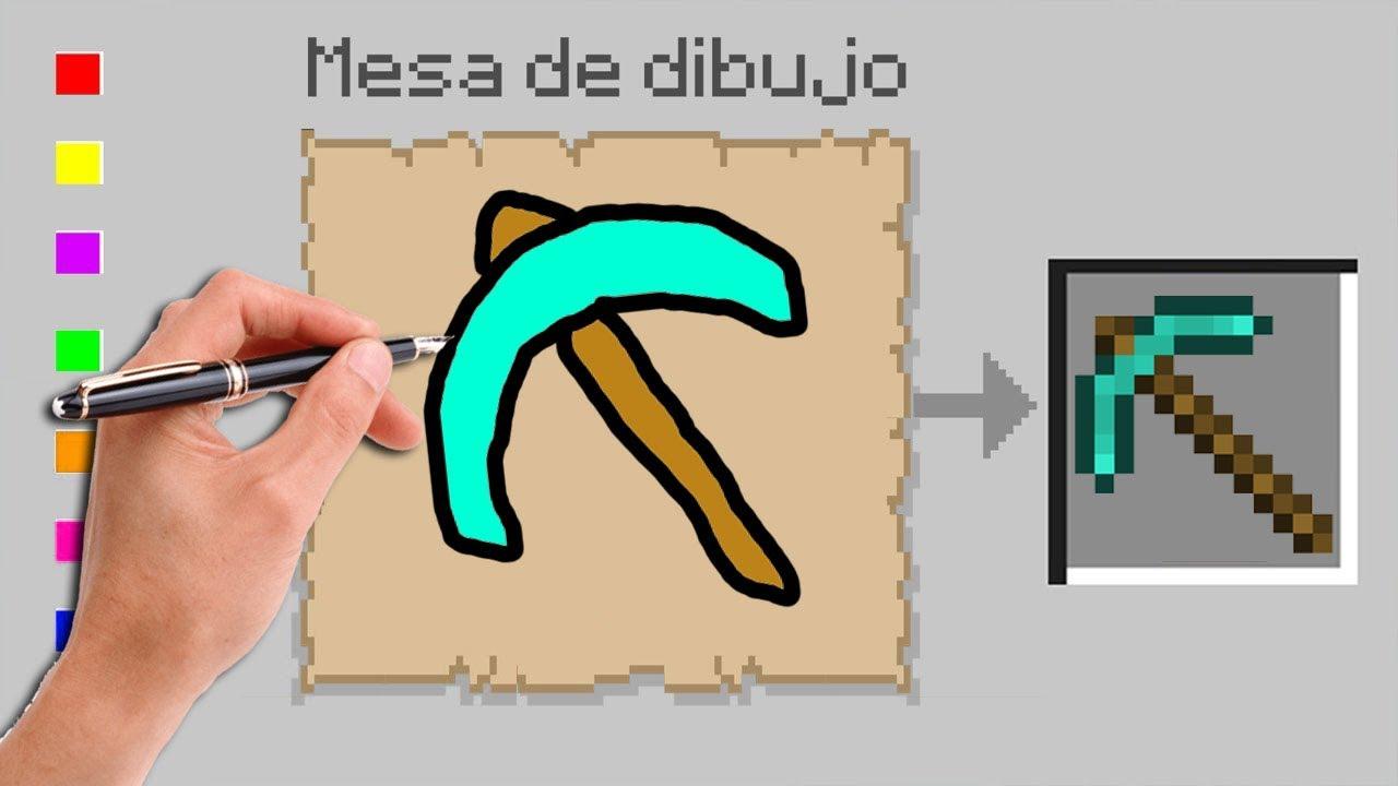 Download Paso MINECRAFT pero CONSIGO TODO LO QUE DIBUJO 😂 INVICTOR