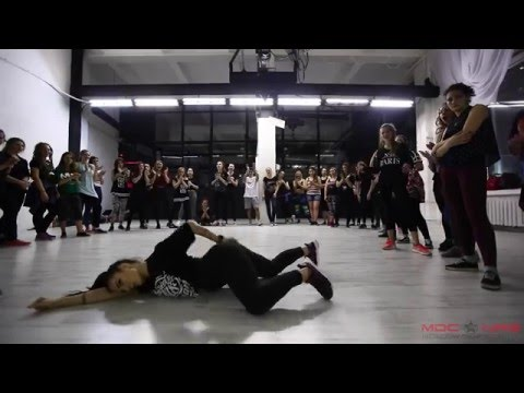NARGIZ RADZ choreography   @ESTERDEAN - TWERKING 4 BIRKING