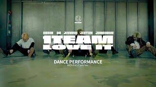 1TEAM(원팀) - Love It 안무영상(DANCE PERFORMANCE MOVING CAM VER.)