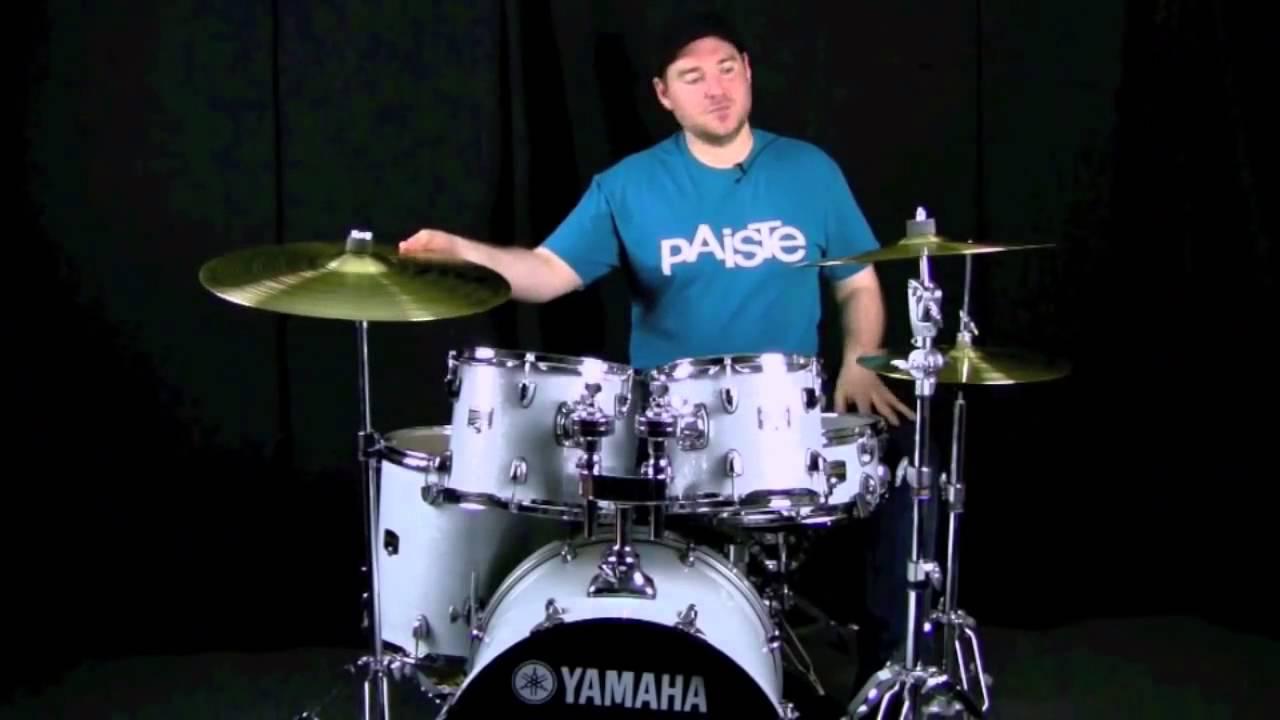 "Paiste 16/"" /& 18/""Cr 14/""HH PST3 Cymbal Set Universal XL 20/""R"