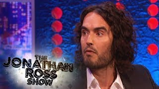 Russell Brand Doesn't Vote - The Jonathan Ross Show Classic