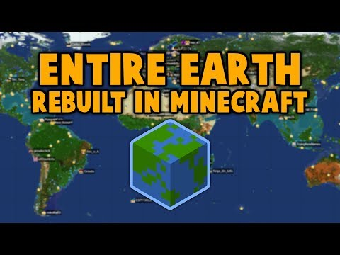 Walking From Russia To America... In Minecraft?