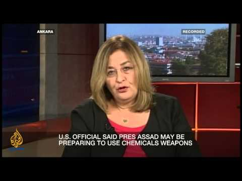 Inside Syria - How real is Syria's chemical weapons threat?