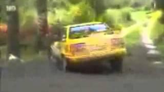 La curva imposible del rally mundial