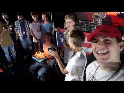 HAPPY BIRTHDAY CAMERON! | Christian Delgrosso, Cameron Dallas, Aaron Carpenter