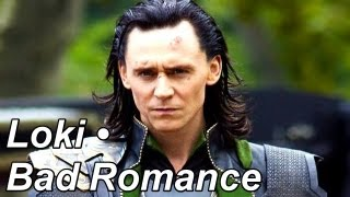 loki • bad romance
