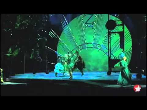 "Show Clip - Wicked - ""One Short Day"" - Original Cast"
