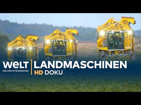 Landmaschinen - PS-Riesen