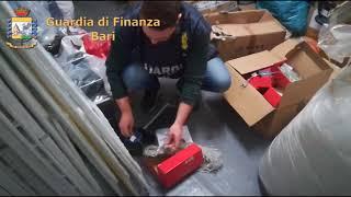 """""""Natale sicuro"""": sequestrati 2 milioni di giocattoli e addobbi contraffatti e fuochi"""
