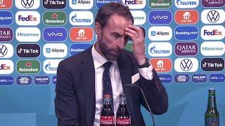 САУТГЕЙТ про СЕРИЮ ПЕНАЛЬТИ и итоги ЕВРО 2020 Италия Англия