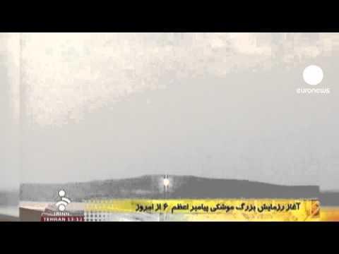 Iran zeigt unterirdische
