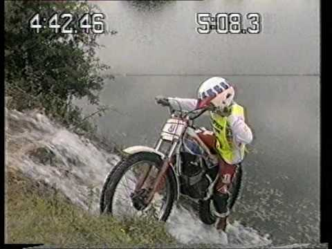 Part 6 Full season Kick start 1986 Motorcycle trials trial Part 6