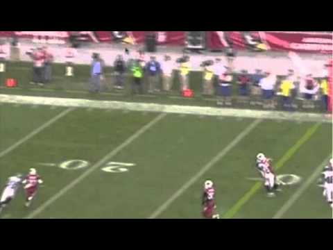 Brandon Browner Lays Out 3 Cardinals