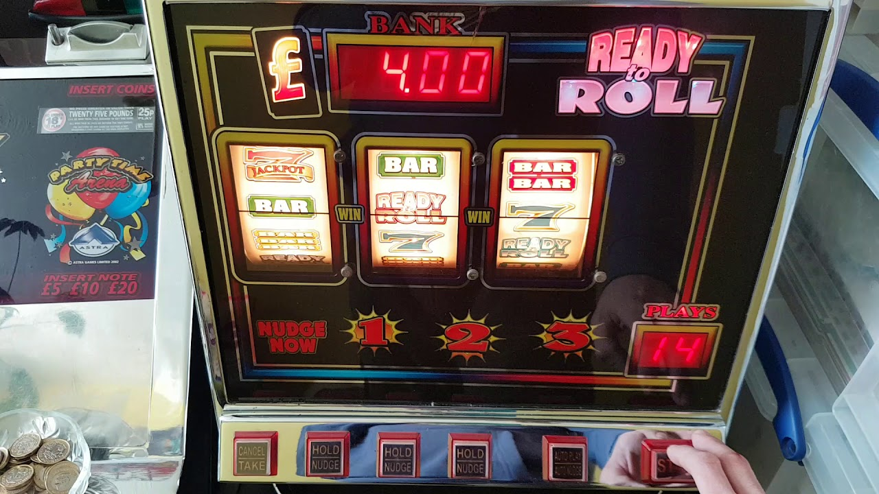 Youtube 1st Astra Ready To Roll Bar Top Fruit Machine Home Use 50
