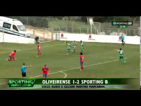 Oliveirense 1-2 Sporting CP B