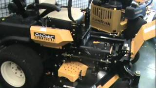 where to find your cub cadet model number on tractors and zero turn mowers