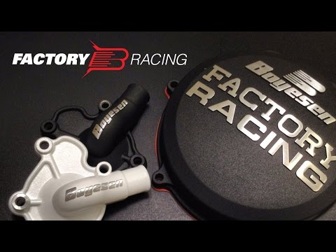 Boyesen Engineering | Handcrafted Racing Performance | TransWorld Motocross