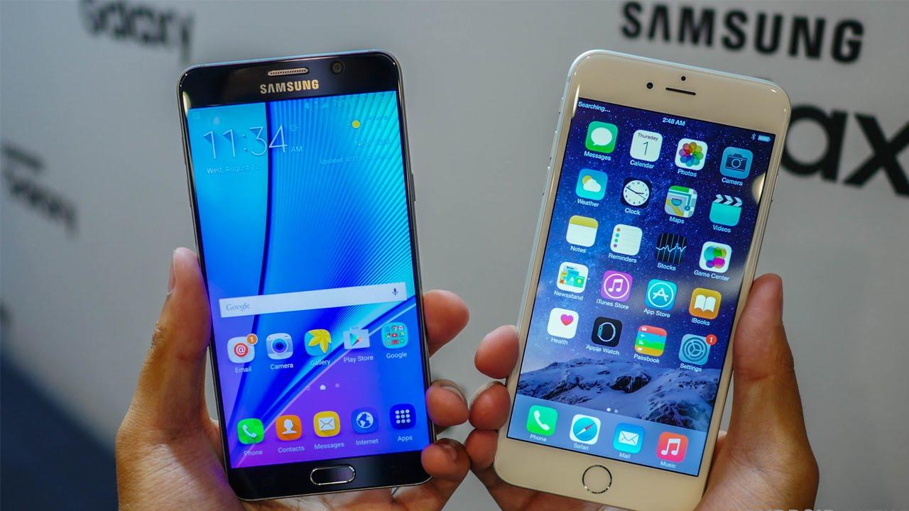كيف تحول هاتفك الأندرويد إلى أيفون iOS