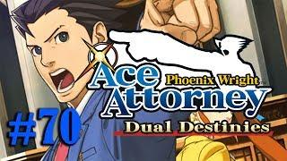Phoenix Wright: AA - DD (Part 70) Episode 4: Aura... Blackquill?
