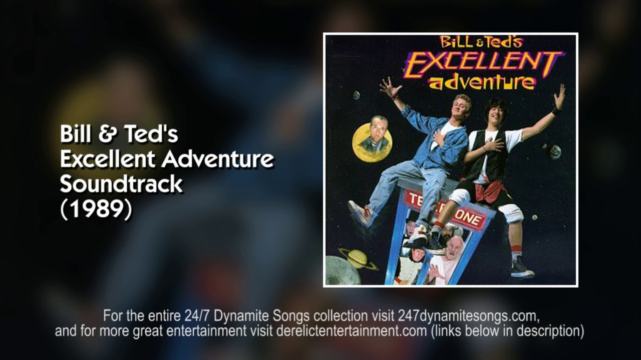 Bricklin Walk Away Track 8 From Bill Ted S Excellent Adventure Soundtrack 1989