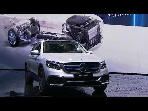 Mercedes-Benz GLC F-CELL Präsentation auf der IAA 2017