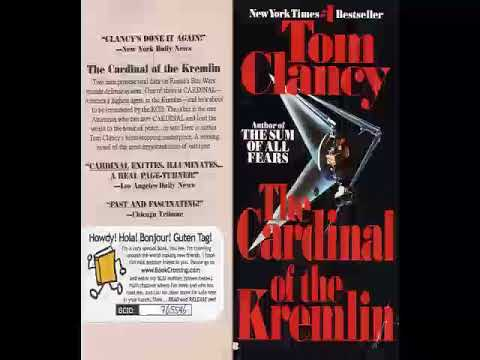 Tom Clancy   The Cardinal of the Kremlin   Audiobook   Part 2
