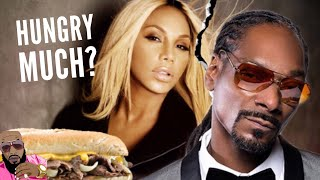 Tamar Braxton Snatches Off Wig Quits Snoop Dogg Play Friend Reveals Why (FULL FOOTAGE)