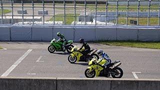 スパ西浦 第二回蒲郡交通公園 オートバイ模擬レース