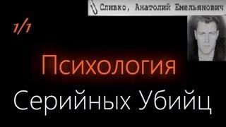 Психология серийных убийц (1/1) - Сливко Анатолий Емельянович