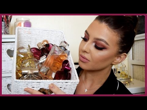 My (Excessive) Perfume Collection | 2017