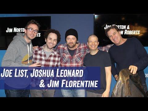 Joe List, Joshua Leonard & Jim Florentine - 'Unsane', 'Blair Witch Project', 'The Tonight Show'