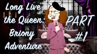 Long Live the Queen: Briony Adventure Walkthrough - Part 1