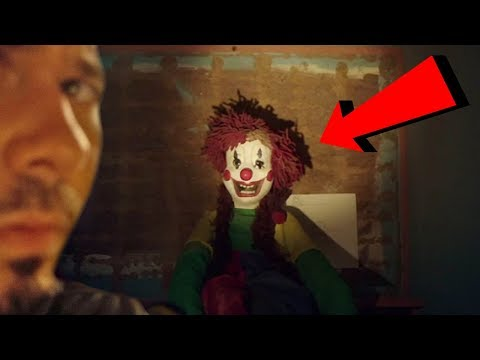 HAUNTED CLOWN ATTIC | GHOST CLOWN CAUGHT ON VIDEO | OmarGoshTV