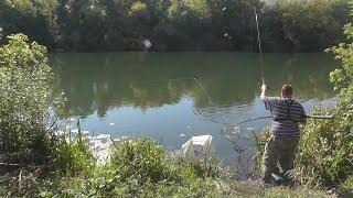 В поисках трофейного леща Часть 3 Рыбалка на реке Дон в августе