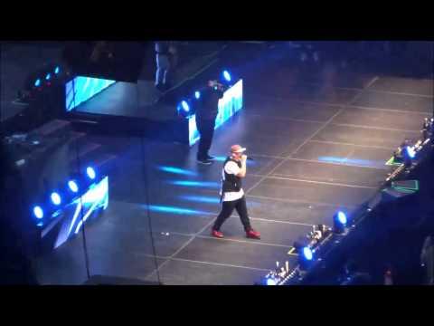 Daddy Yankee En El Movistar Arena - Santiago, Chile 2014